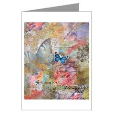 born_with_wings_greeting_card